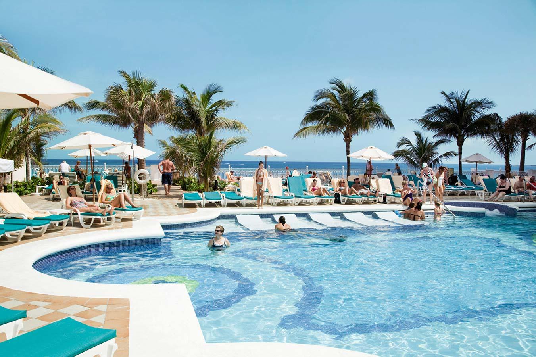 Riu Palace Paradise Island Nassau Bahamas Riu Paradise